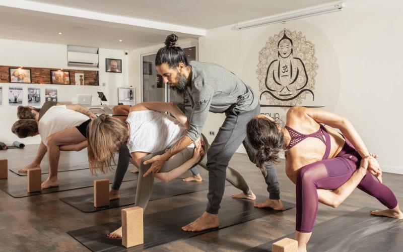 formation ashtanga yoga