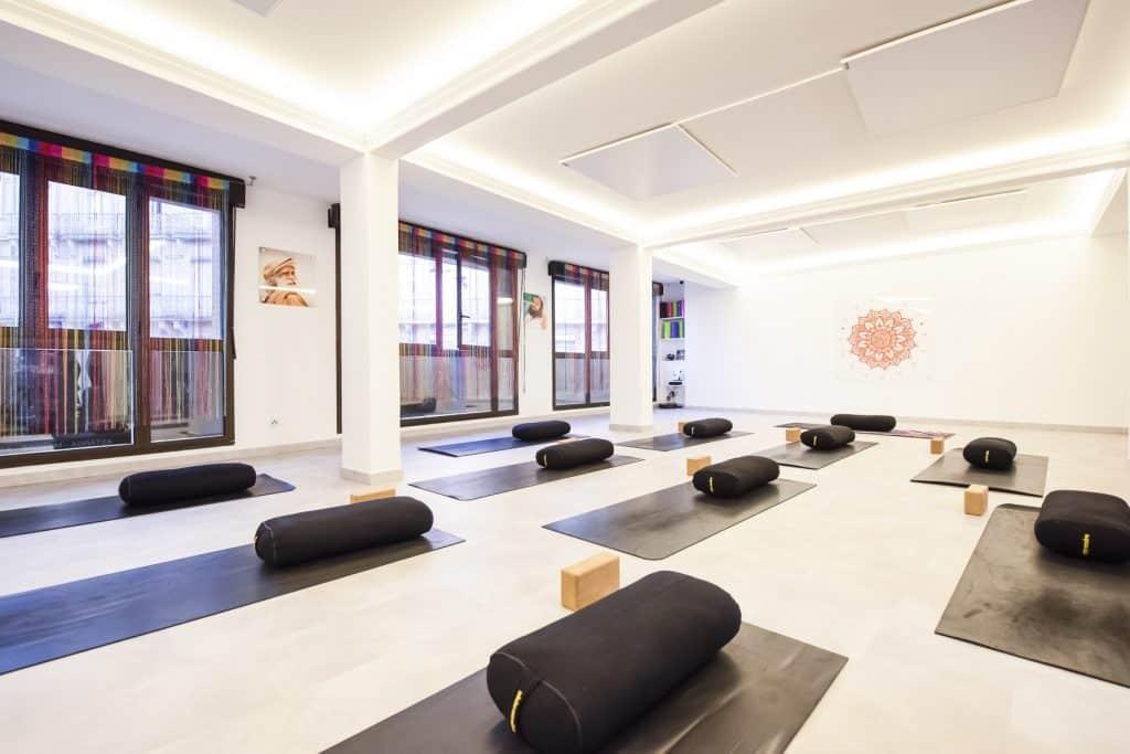 ecole de yoga
